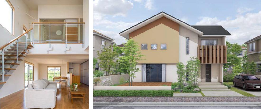 木心地のいい家メインイメージ