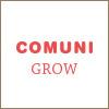 COMUNI GROWロゴ