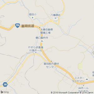 川俣町大字鶴沢